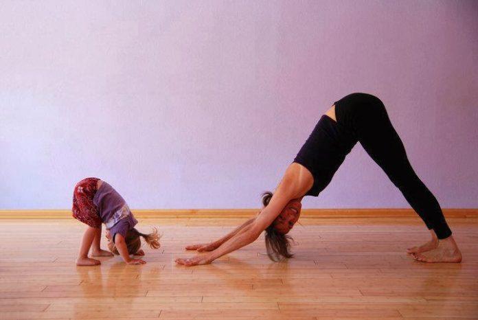 Os filhos imitam os pais