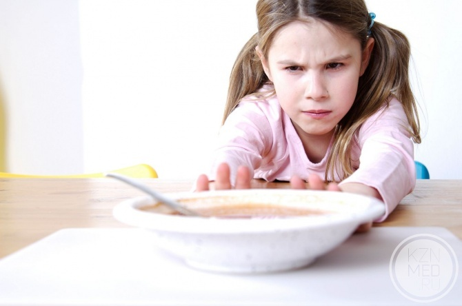 FAlta de apetite nas crianças, conheça as causas