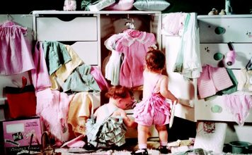 A moda e os mais pequenos