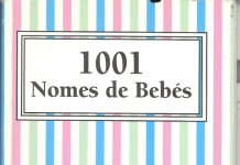 1001 Nomes de Bebés