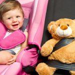 Crianças no carro