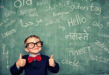 Criança bilingue