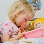 Como cuidar de vómitos e diarreia nas crianças