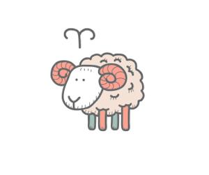Criança signo carneiro