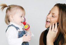 Evolução da linguagem do bebé ao longo do tempo