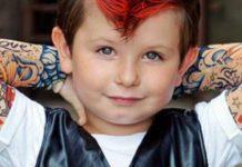 Tatuagens para crianças