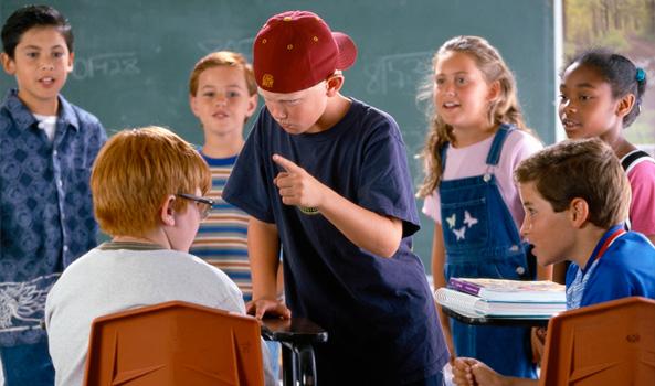 Violência na escola ou Bullying nas escolas