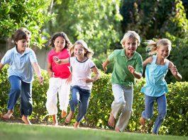 As crianças não devem fazer dieta, mas fazer mais exercício
