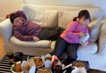 Obesidade infantil-geração obesa