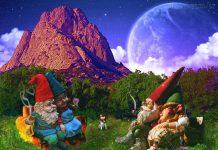 Terra dos anões e duendes