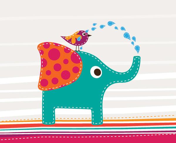 Dudo, um elefante diferente