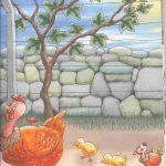 História do pinto careca