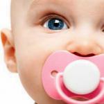 O uso da chupeta de acordo com a idade da criança