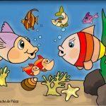 Pipoca, o peixinho mentiroso