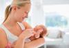 Estimule o seu bebé de 1 mês