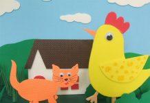História da galinha ruiva