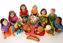 Alimentação infantil saudável