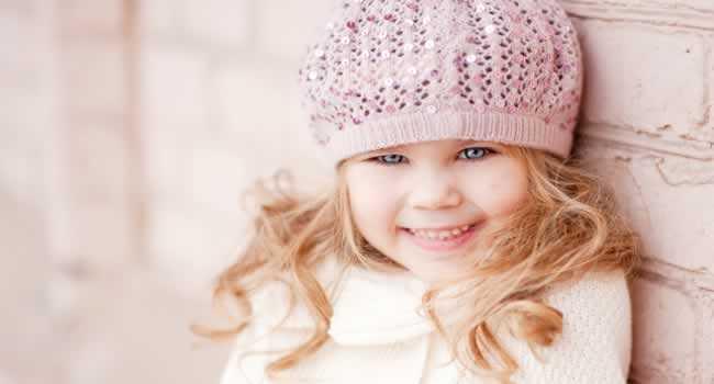 Proteger a criança do frio