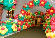 Uma festa de aniversário de sonho para o seu filho