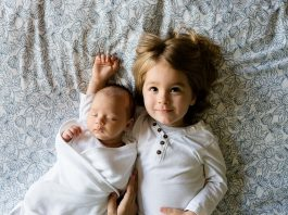 O nascimento de um irmão, como preparar a criança