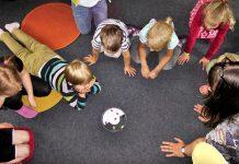 Os infantários