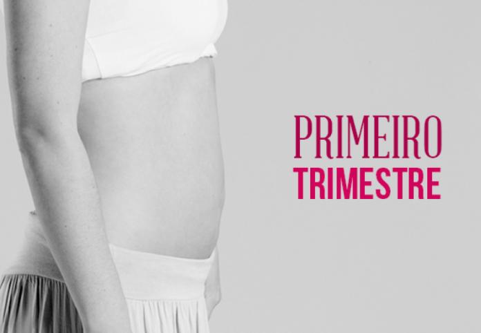 1º trimestre de gravidez