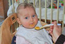 Como introduzir as papas e os purés na alimentação do bebé