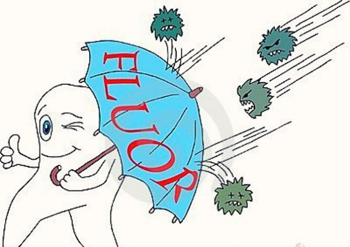 Flúor e prevenção da cárie dentária infantil