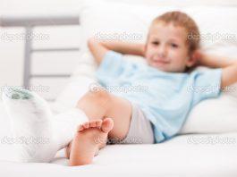 Fratura infantil: como lidar com as fraturas nas crianças