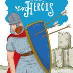 História de Portugal para colorir - Herois