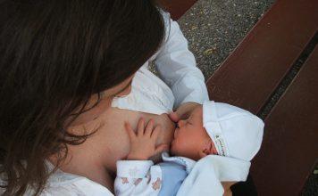 As 3 fases do leite materno, para um bebé saudável