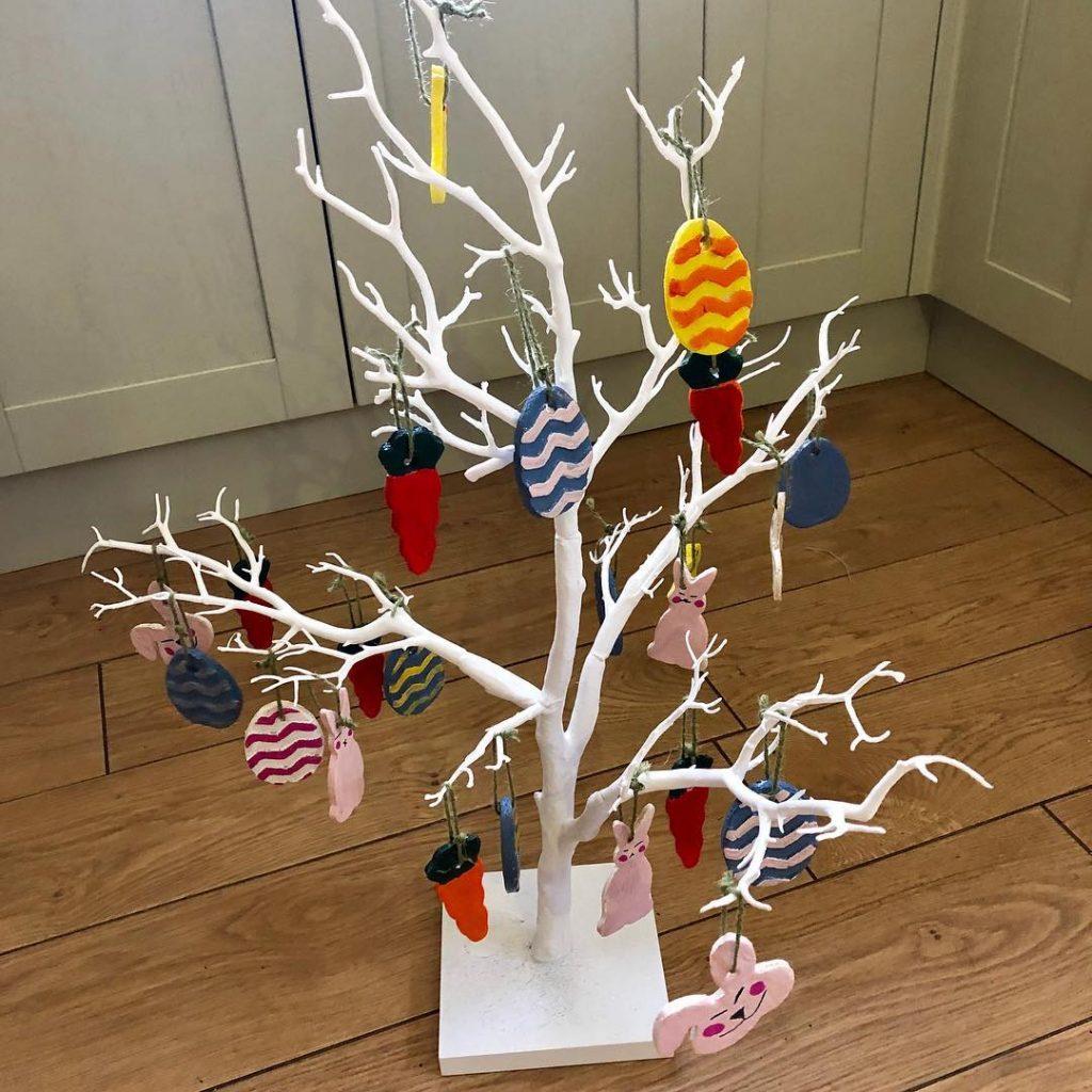 Árvore da Páscoa
